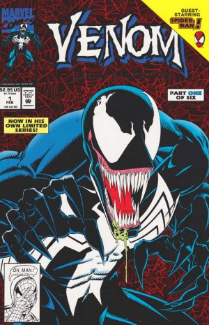 Venom - Lethal Protector # 1 Issues (1993)
