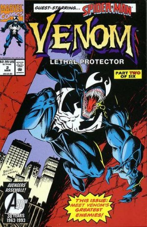 Venom - Lethal Protector # 2 Issues (1993)