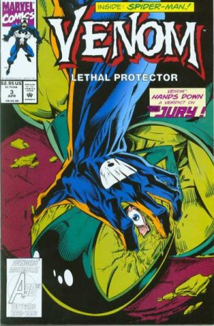 Venom - Lethal Protector # 3 Issues (1993)