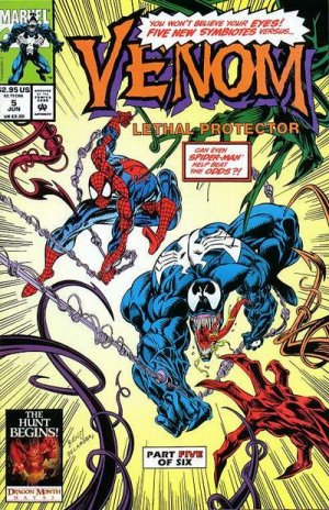 Venom - Lethal Protector # 5 Issues (1993)