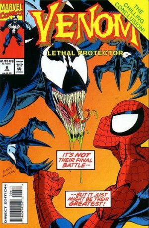 Venom - Lethal Protector # 6 Issues (1993)