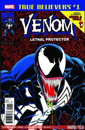 True Believers - Venom - Lethal Protector édition Issue (2018)
