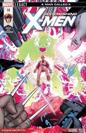 Astonishing X-Men 10 Issues V4 (2017 - 2018)