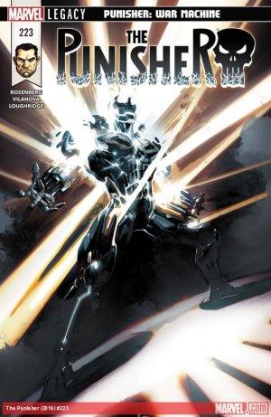 Punisher # 223 Issues V11 (2016 - 2018)