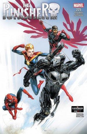 Punisher # 225 Issues V11 (2016 - 2018)