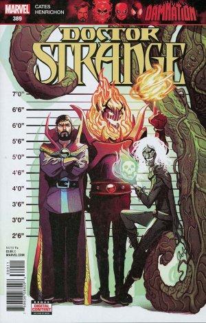 Docteur Strange # 389 Issues V1 Suite (2017 - 2018)