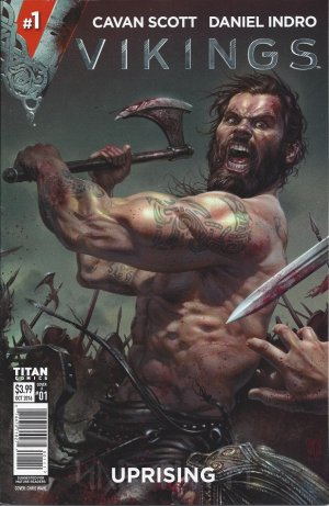 Vikings - Uprising édition Issues (2016)