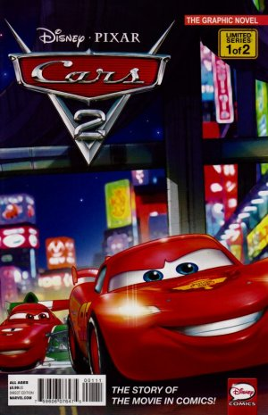 Cars 2 édition Issues (2011)