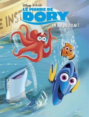 Le monde de Dory - La BD du film édition Simple
