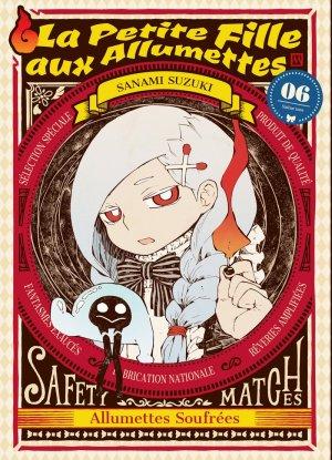couverture, jaquette La petite fille aux allumettes 6  (Komikku Editions)