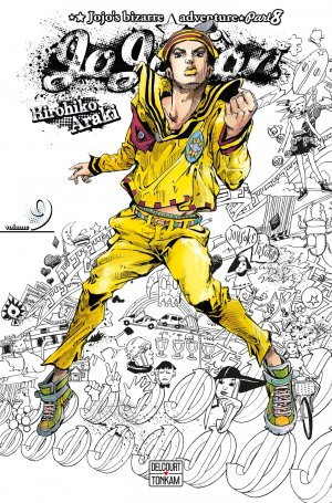 Jojo's Bizarre Adventure - Jojolion 9 Simple