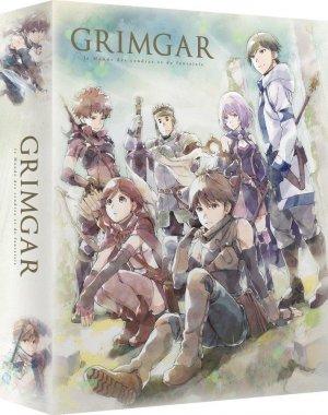 Grimgar, un monde de cendre et de fantaisie édition Collector bluray