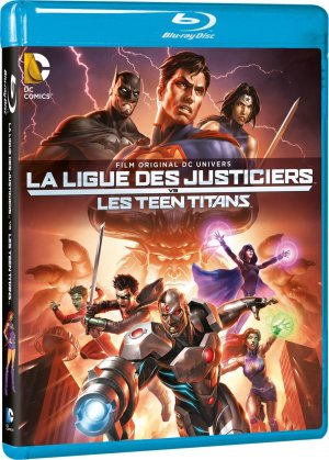 La Ligue des Justiciers vs. les Teen Titans édition Simple