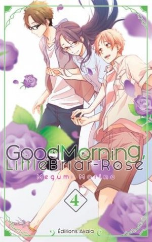 couverture, jaquette Good Morning Little Briar-Rose 4  (Akata)