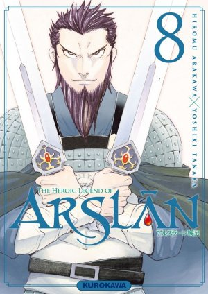 The Heroic Legend of Arslân # 8