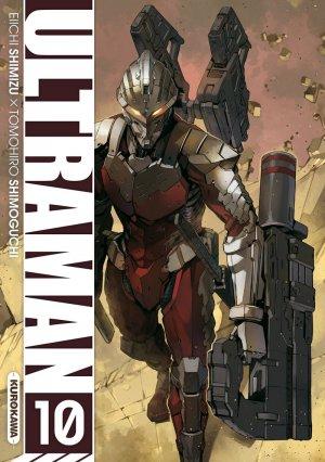Ultraman # 10