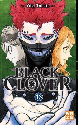 Black Clover 13 Simple