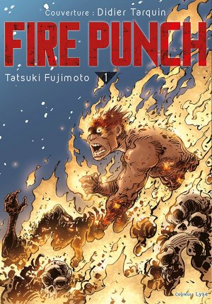 Fire Punch  RedisCover