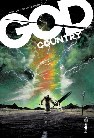 God Country # 1 TPB hardcover (cartonnée)