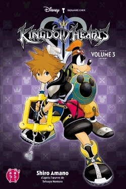 Kingdom Hearts II 3 Simple