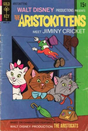 Aristokittens édition Issues (1972 - 1975)