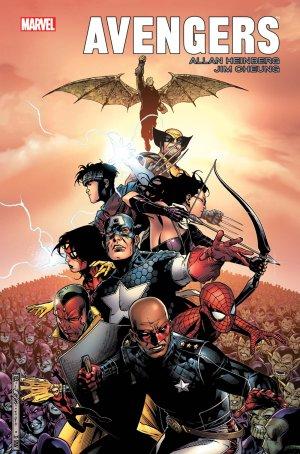 Avengers Par Heinberg Et Cheung édition TPB Hardcover - Marvel Icons