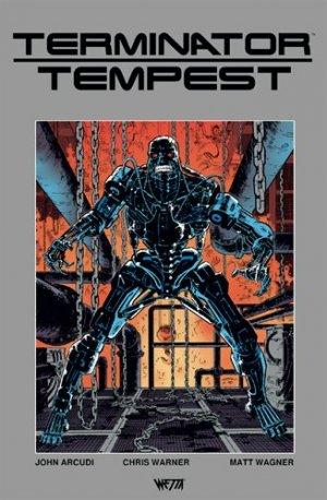 Terminator Tempest édition TPB hardcover (cartonnée)