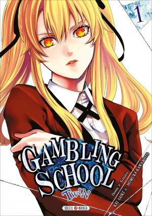 Gambling School Twin édition Simple