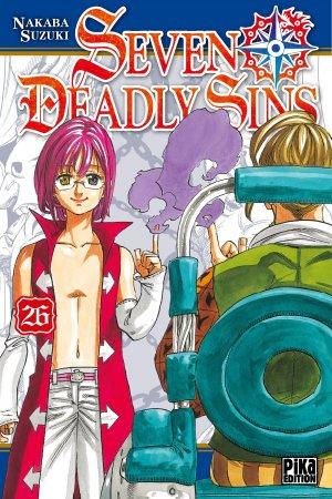 Seven Deadly Sins # 26