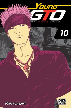 Young GTO ! 10 Volumes doubles