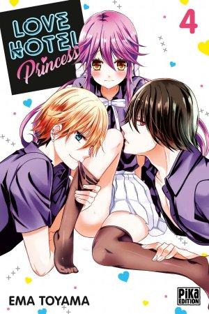 Love Hotel Princess 4 Simple