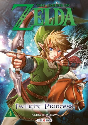 The Legend of Zelda - Twilight Princess 4 Simple