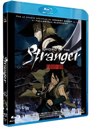 Sword of the Stranger édition Blu-Ray