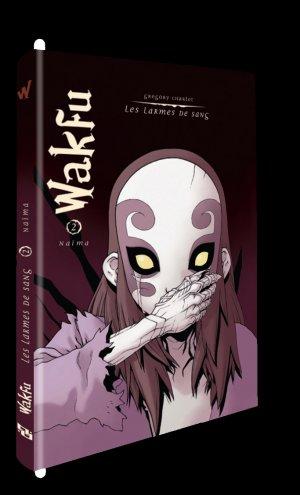 couverture, jaquette Wakfu : Les larmes de sang 2  (Ankama Manga)