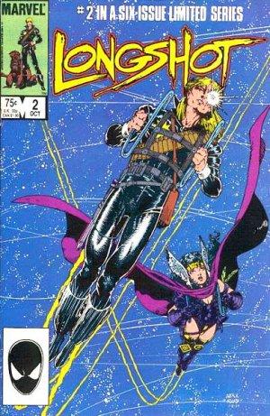 Longshot # 2 Issues V1 (1985 - 1986)