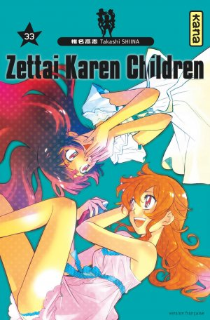 Zettai Karen Children # 33