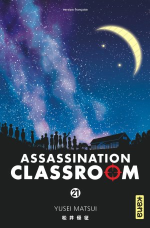 Assassination Classroom 21 Simple