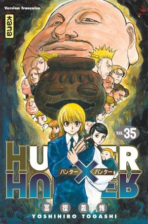 Hunter X Hunter 35 Simple
