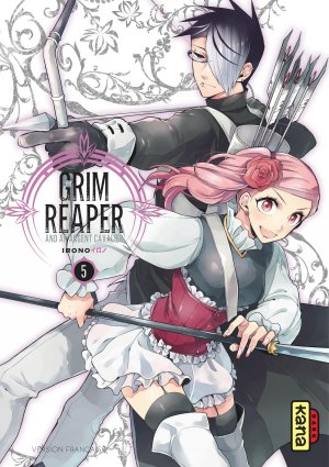 The grim reaper and an argent cavalier # 5