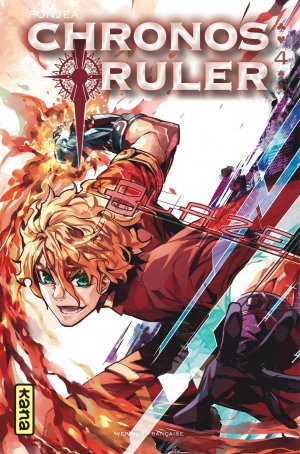 Chronos Ruler T.4