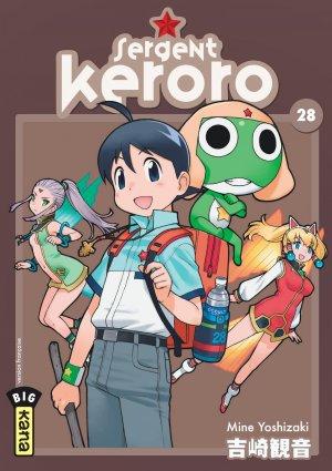 Sergent Keroro 28 Nouvelle édition Française
