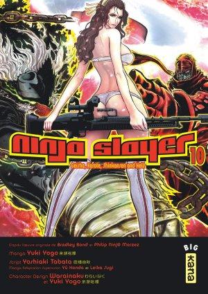 Ninja slayer # 10