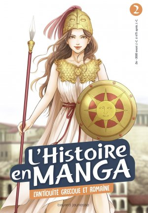 L'Histoire en manga 2 Simple