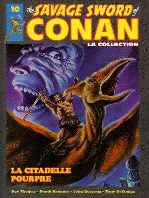 The Savage Sword of Conan 10 - La citadelle pourpre