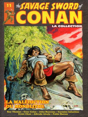 The Savage Sword of Conan # 11