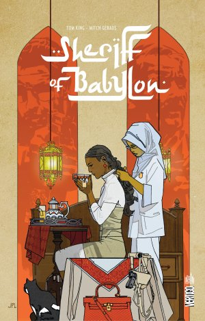 The Sheriff of Babylon édition TPB hardcover (cartonnée)