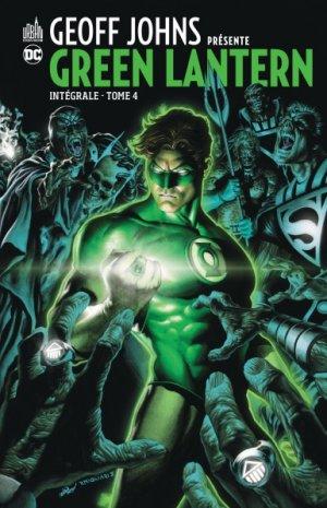 Geoff Johns Présente Green Lantern #4