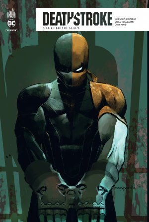 Deathstroke Rebirth # 2