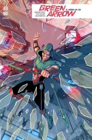 Green Arrow Rebirth # 3
