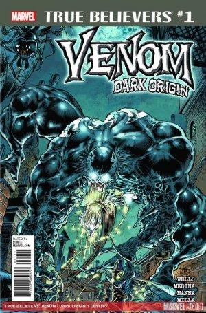 True Believers - Venom - Dark Origin édition Issue (2018)